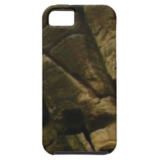 Capa Tough Para iPhone 5 rochas cinzentas do burburinho