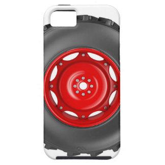 Capa Tough Para iPhone 5 Roda do trator