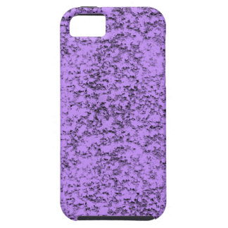 Capa Tough Para iPhone 5 roxos abstratos