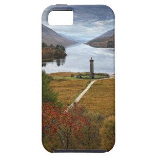 Capa Tough Para iPhone 5 Scotland bonito