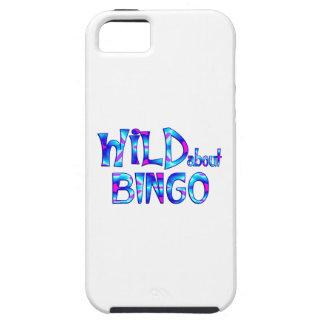 Capa Tough Para iPhone 5 Selvagem sobre o Bingo