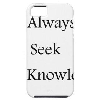 Capa Tough Para iPhone 5 sempre um conhecimento da busca k de s