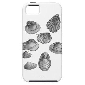 Capa Tough Para iPhone 5 Shell esboça