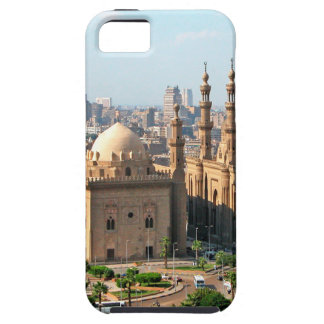 Capa Tough Para iPhone 5 Skyline de Cario Egipto
