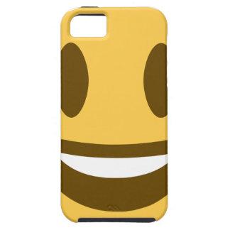 Capa Tough Para iPhone 5 Smiley emoji