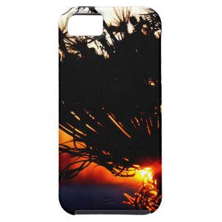 Capa Tough Para iPhone 5 Special do nascer do sol