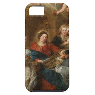 Capa Tough Para iPhone 5 St. Idelfonso - Peter Paul Rubens do Triptych