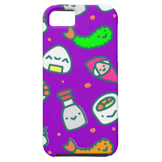 Capa Tough Para iPhone 5 Sushi Moki