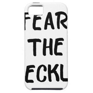 Capa Tough Para iPhone 5 Tema os Freckles
