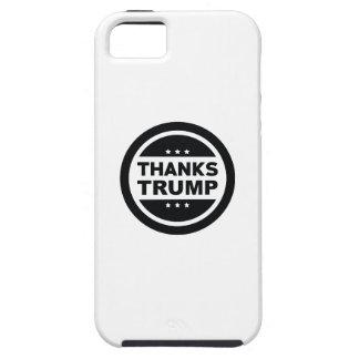 Capa Tough Para iPhone 5 Trunfo dos obrigados