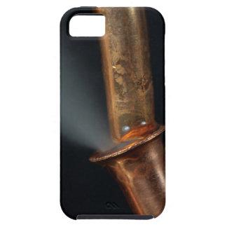 Capa Tough Para iPhone 5 Tubulação de cobre com vapor