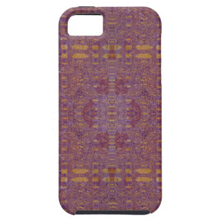 Capa Tough Para iPhone 5 violeta