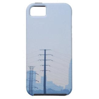 Capa Tough Para iPhone 5 Vista dentro