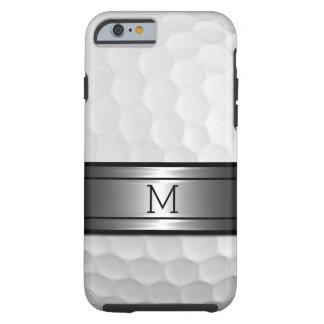 Capa Tough Para iPhone 6 A bola à moda feita sob encomenda do esporte do