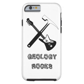 Capa Tough Para iPhone 6 A geologia balança a caixa do iPhone 6