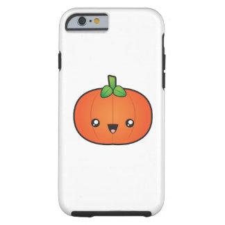 Capa Tough Para iPhone 6 Abóbora bonito do Dia das Bruxas
