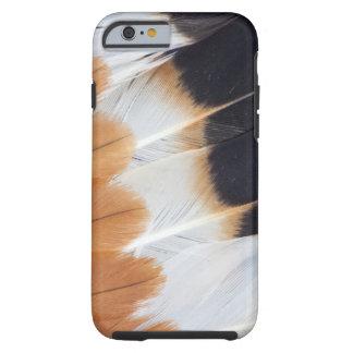 Capa Tough Para iPhone 6 Abstrato do norte da pena do galispo