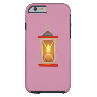 Capa Tough Para iPhone 6 Acção de graças do hipster