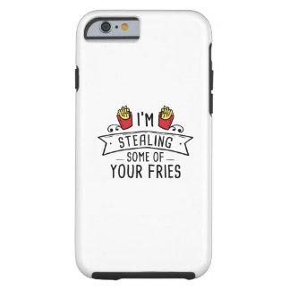 Capa Tough Para iPhone 6 Algumas de suas fritadas