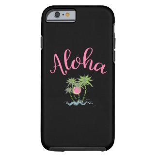 Capa Tough Para iPhone 6 Aloha estilo havaiano Summera das praias