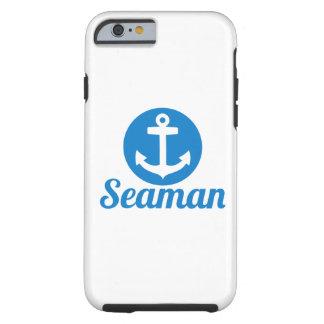 Capa Tough Para iPhone 6 Âncora do marinheiro