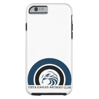Capa Tough Para iPhone 6 Artigos do clube do tiro ao arco de Eagles