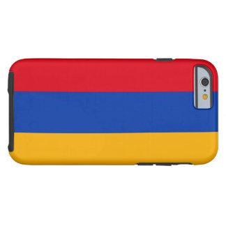 Capa Tough Para iPhone 6 Bandeira arménia
