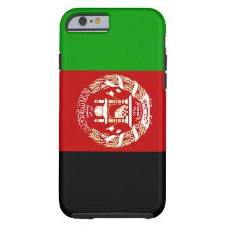 Capa Tough Para iPhone 6 Bandeira nacional do mundo de Afeganistão