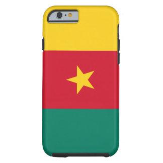 Capa Tough Para iPhone 6 Bandeira nacional do mundo de República dos