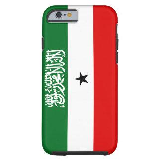 Capa Tough Para iPhone 6 Bandeira nacional do mundo de Somaliland