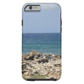 Capa Tough Para iPhone 6 Beleza do oceano