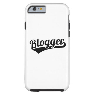 Capa Tough Para iPhone 6 Blogger