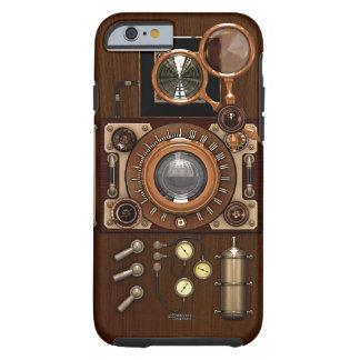 Capa Tough Para iPhone 6 Câmera de Steampunk TLR do vintage