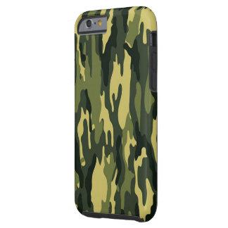 Capa Tough Para iPhone 6 Camuflagem clássica