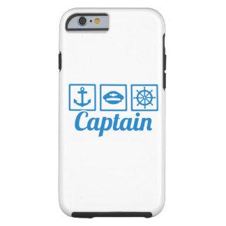 Capa Tough Para iPhone 6 Capitão