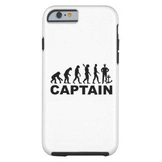 Capa Tough Para iPhone 6 Capitão da evolução