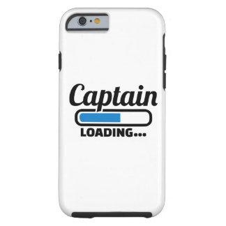 Capa Tough Para iPhone 6 Carga do capitão