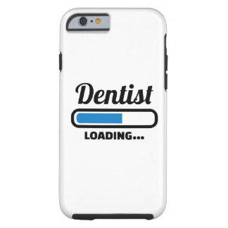 Capa Tough Para iPhone 6 Carga do dentista