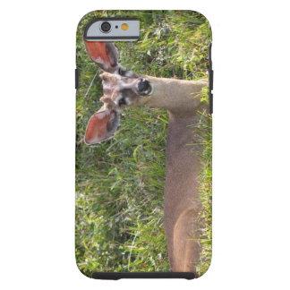 Capa Tough Para iPhone 6 Caso de IPhone 6/6s dos cervos para miúdos
