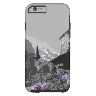 Capa Tough Para iPhone 6 caso de Lauterbrunnen da suiça do iPhone