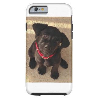 Capa Tough Para iPhone 6 caso do iPhone 6/6s com o filhote de cachorro