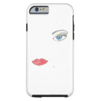 Capa Tough Para iPhone 6 Caso do telemóvel de Lola 2