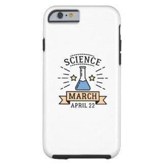 Capa Tough Para iPhone 6 Ciência março