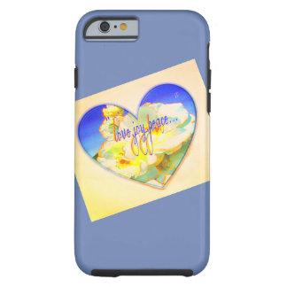 Capa Tough Para iPhone 6 Cobrir esperto Inspiratonal do telefone