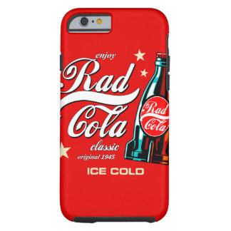 Capa Tough Para iPhone 6 Cola do Rad