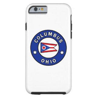 Capa Tough Para iPhone 6 Columbo Ohio