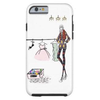 Capa Tough Para iPhone 6 COMPRANDO 10 o iPHONE LANKY 6 MAL LÁ