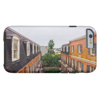 Capa Tough Para iPhone 6 Construções e palmeiras em Nova Orleães