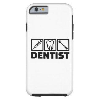Capa Tough Para iPhone 6 Dentista