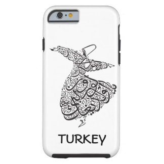 Capa Tough Para iPhone 6 Dervish girando